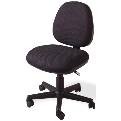 coaster office chairs casual fabric office task chair