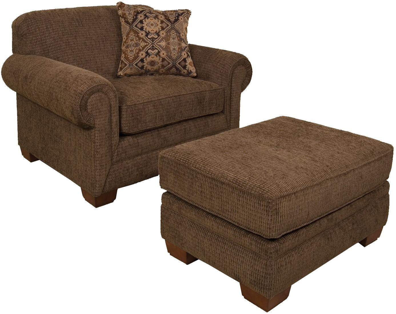 Chair And Half Recliner Monroe Chair & a Half and Ottoman