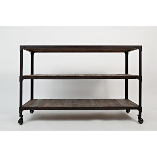 Jofran franklin forge franklin forge sofa table jofran for Jofran sofa table