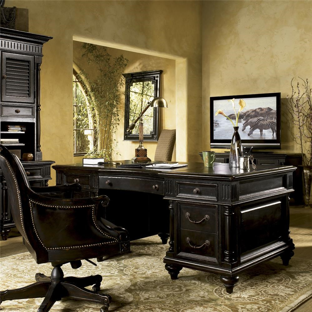 Tommy Bahama Home Kingstown Admiralty Executive Desk with