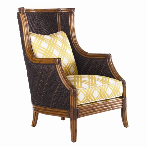 Tommy Bahama Home Island Estate Rum Beach Chair Hudson 39 S Furniture Exposed Wood Chair Tampa