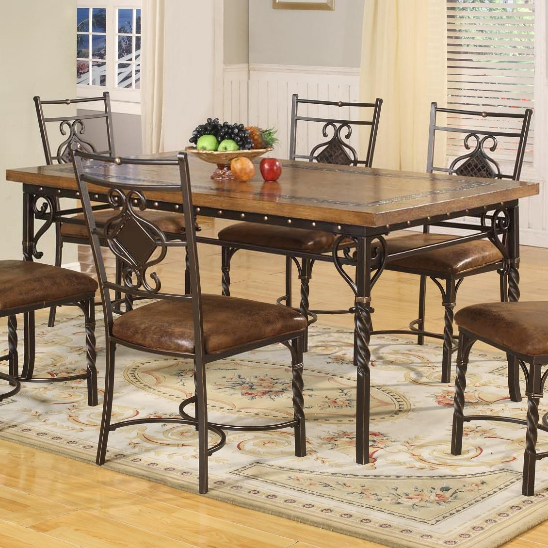 Lifestyle DC088 Rectangular Dining Table