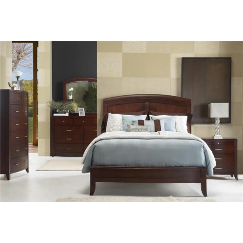 Brighton Four Piece Queen Bedroom