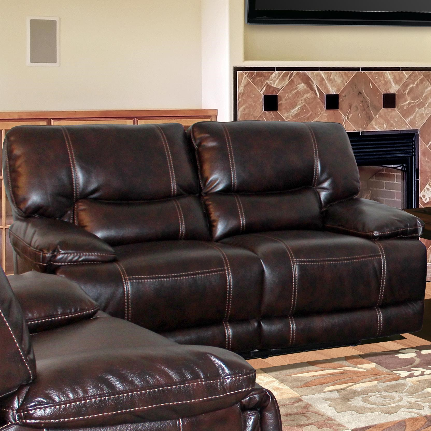Parker Living Pegasus Casual Duel Reclining Love Seat with