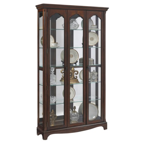 pulaski furniture curios 21504 curio baer 39 s furniture curio