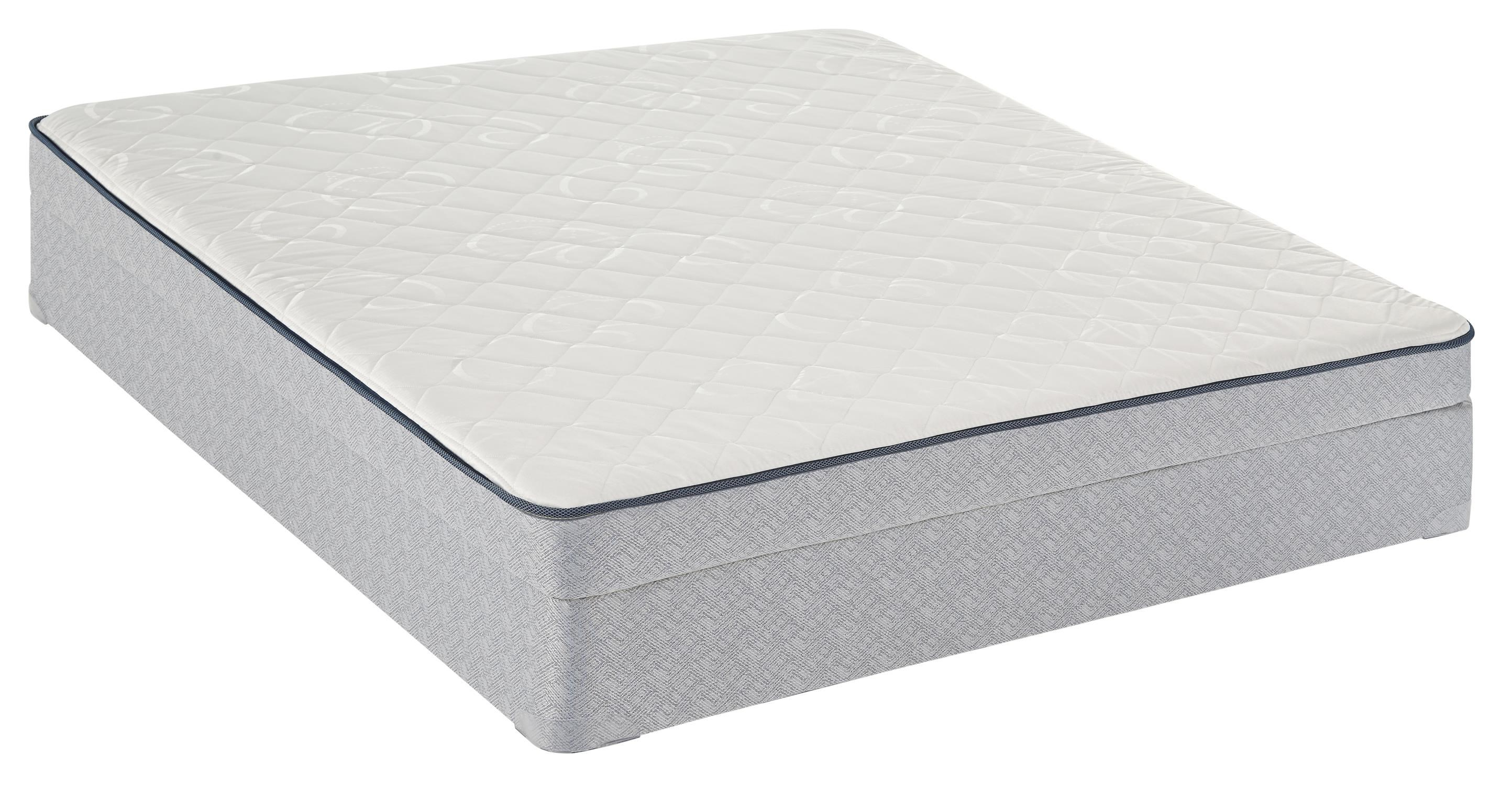 "Sealy Sealy Brand Woodglen Full Firm Mattress and 5"" Low"