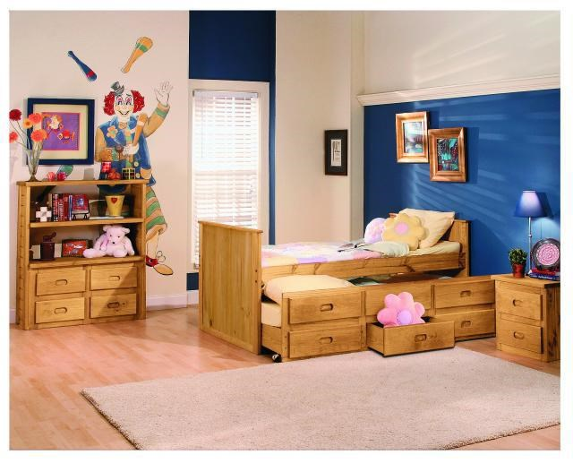 Simply Bunk Beds Simply Bunkbeds Captains Bed Showplace