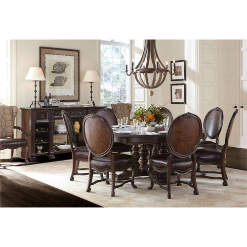 Casual Dining Room Group Stanley Furniture Casa D 39 Onore Casual Dining