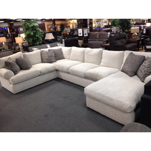 Stanton 329 Casual 3 Pc Sectional Rife 39 S Home Furniture Sofa Eugene Springfield Albany