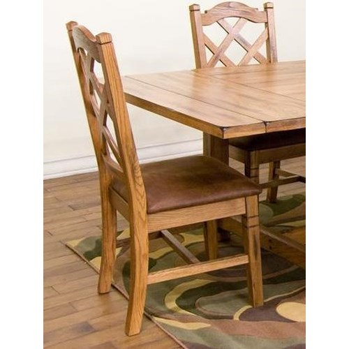 Morris home furnishings side chair morris home for Dining room tables belfast