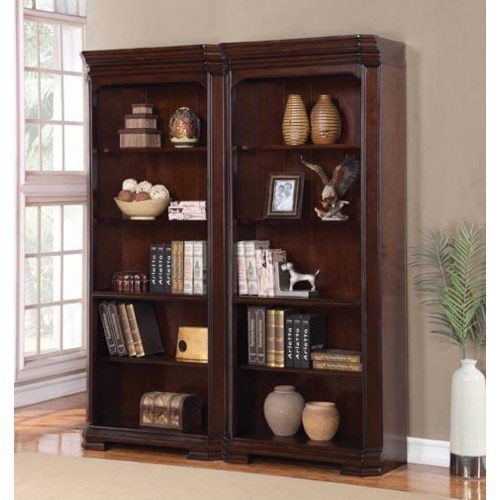 Great Furniture Stores: Flexsteel Wynwood Collection Westchester Bunching Bookcase