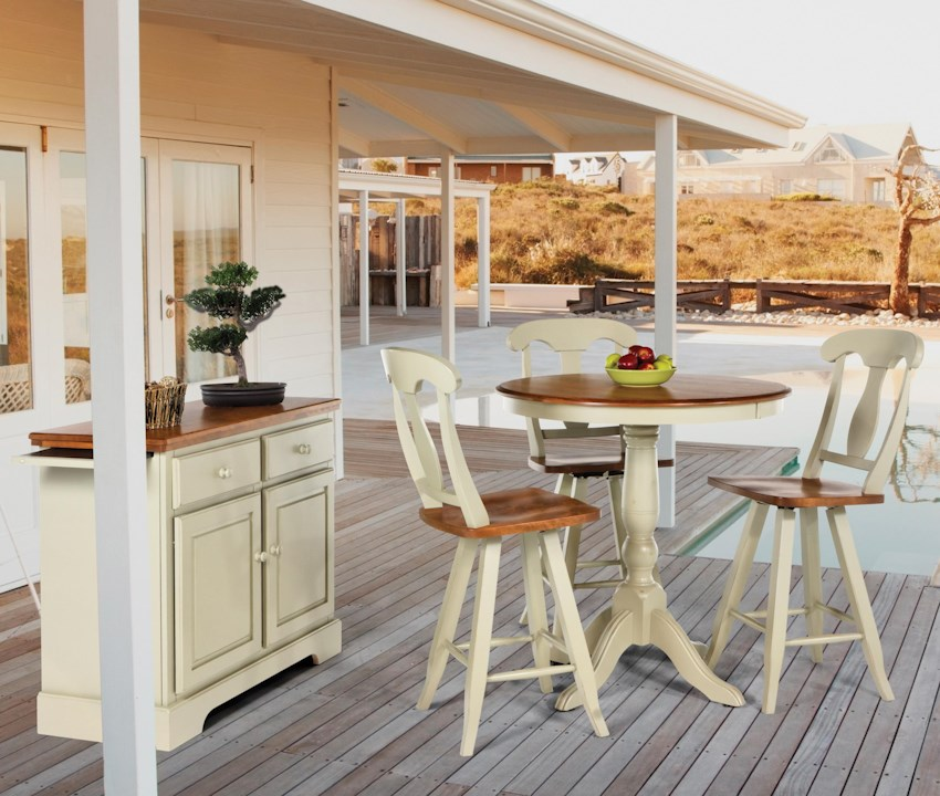 Custom Dining - High Dining  by Canadel