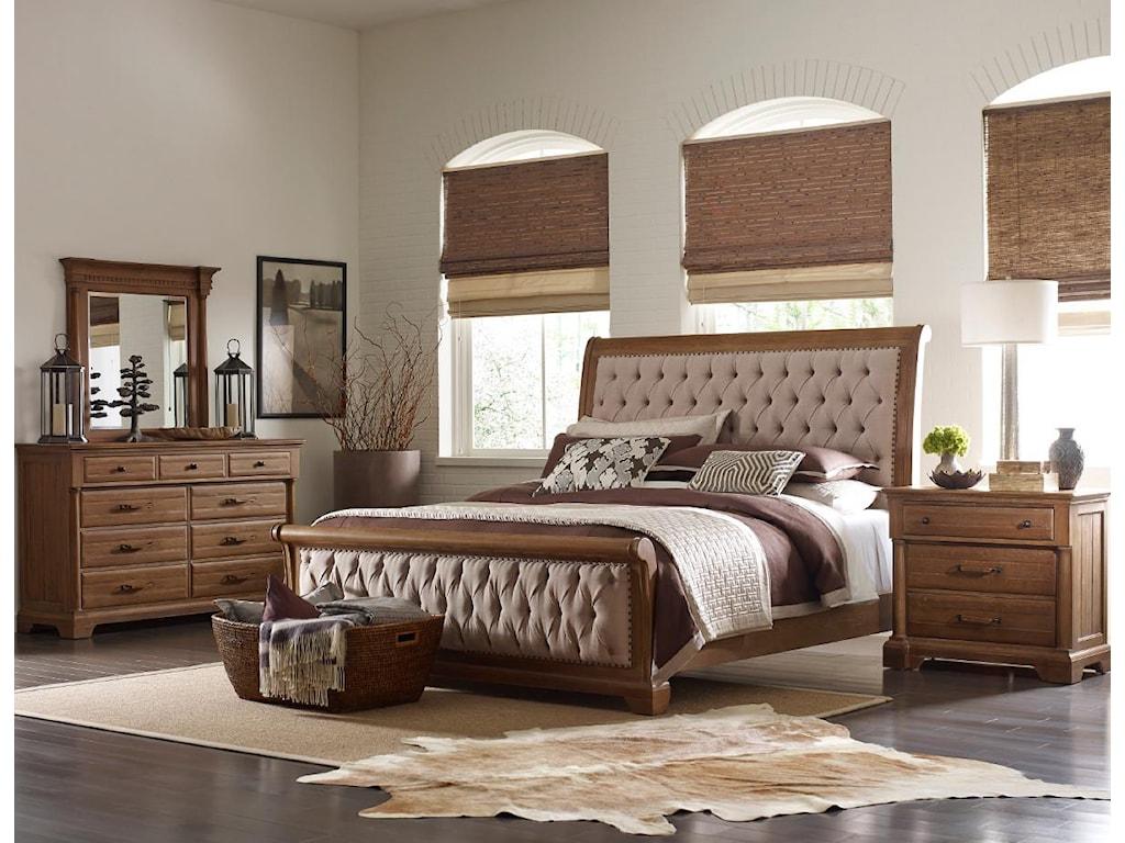 Kincaid Furniture Stone RidgeCK Bedroom Group