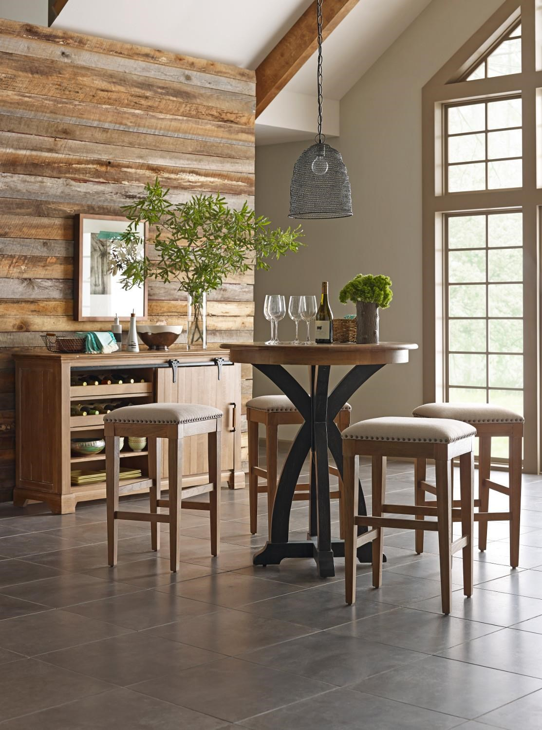 Great Kincaid Furniture Stone Ridge Casual Dining Room Group