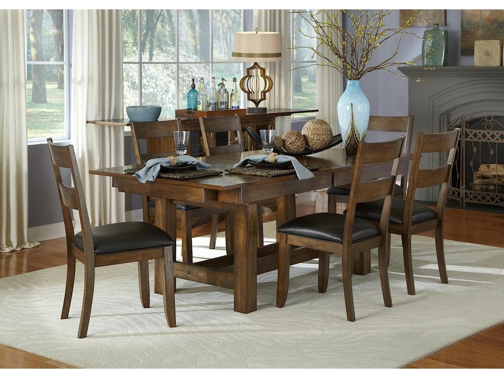 AAmerica MariposaCasual Dining Room Group