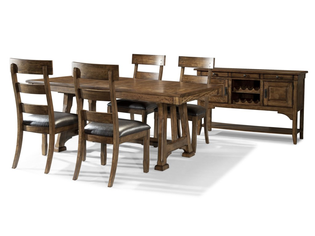 AAmerica OzarkCasual Dining Room Group