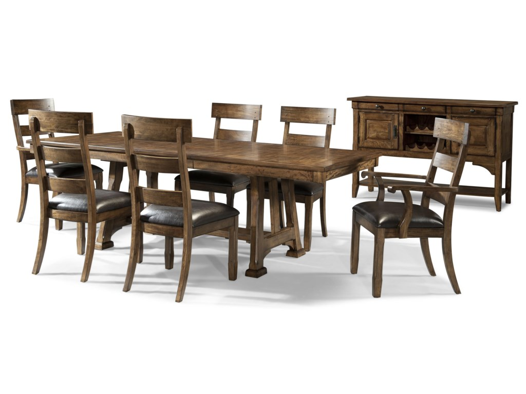 AAmerica OzarkFormal Dining Room Group