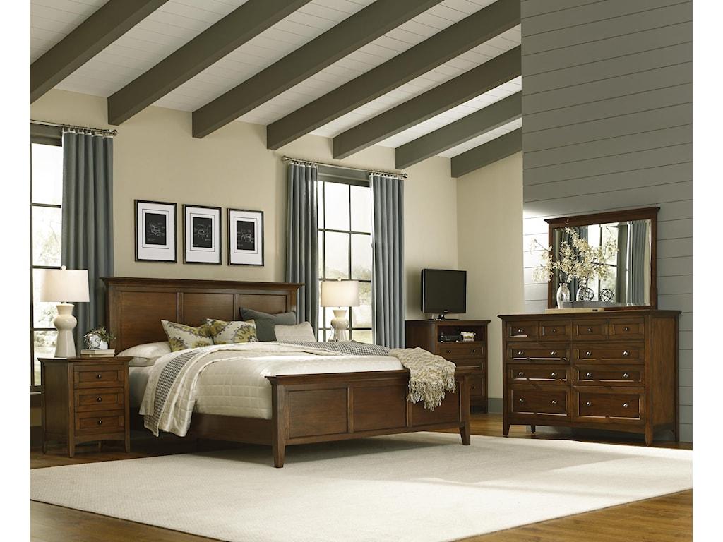 AAmerica WestlakeQueen Bedroom Group