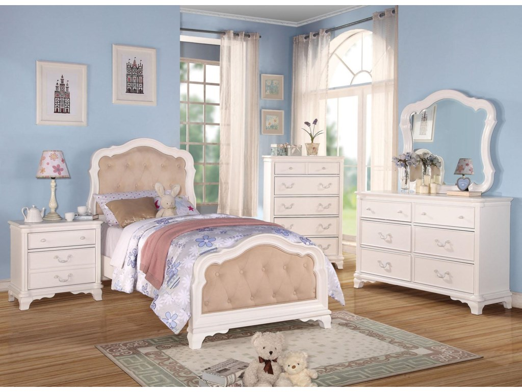 Acme Furniture IraTwin Bedroom Group