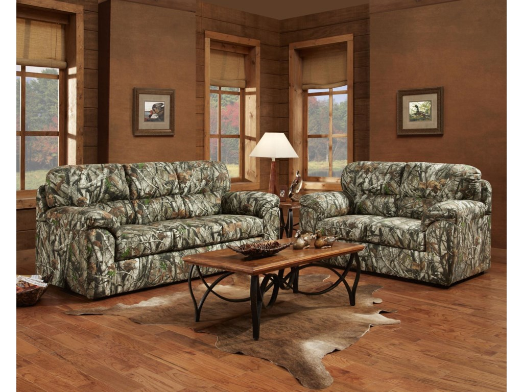 Affordable Furniture 5500Stationary Living Room Group