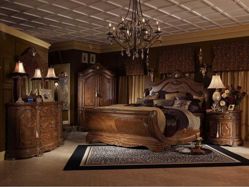 Michael Amini CortinaKing Bedroom Group