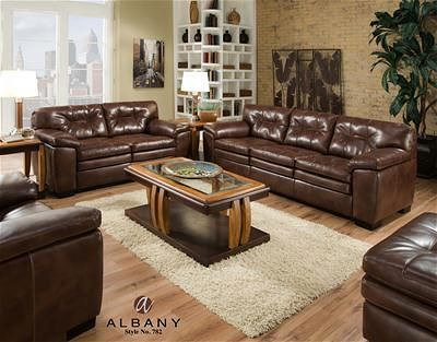 Albany 782 Stationary Living Room Group