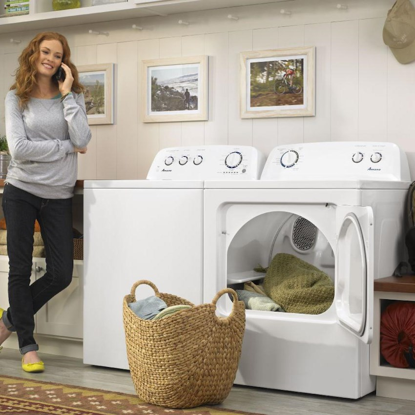 Washer and Dryer Sets by Amana