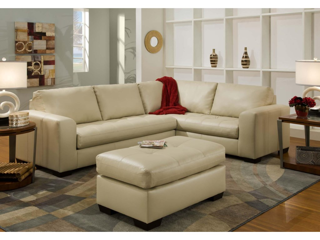 American Furniture 1230Stationary Living Room Group