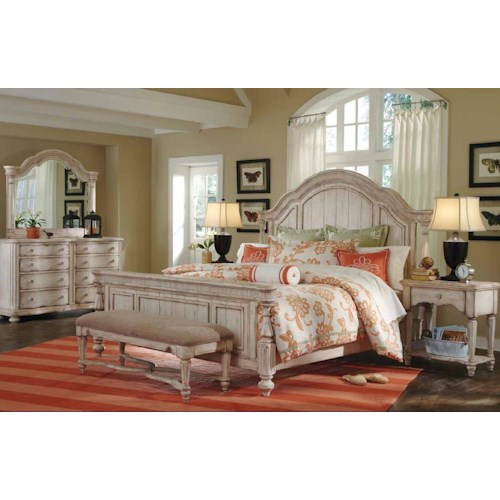 Belfort Signature Farrington King Bedroom Group