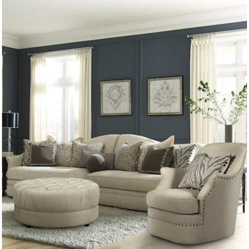 Ivory Living Room Furniture: Markor Furniture Cotswold Amanda
