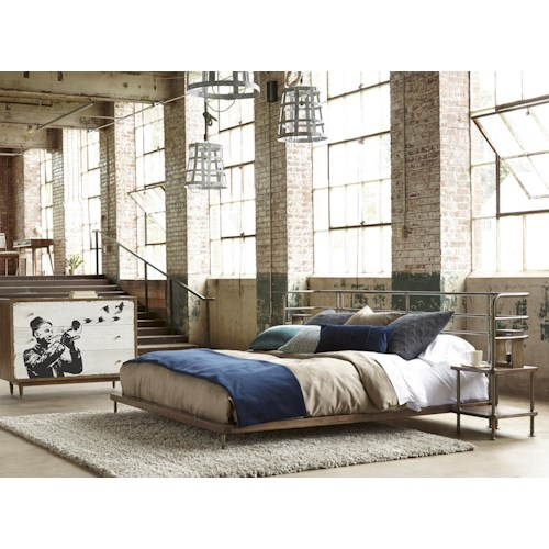 Belfort Signature Urban Treasures King Bedroom Group