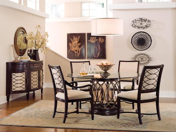 88+ [ Markor Furniture Old World Formal Dining Room Group
