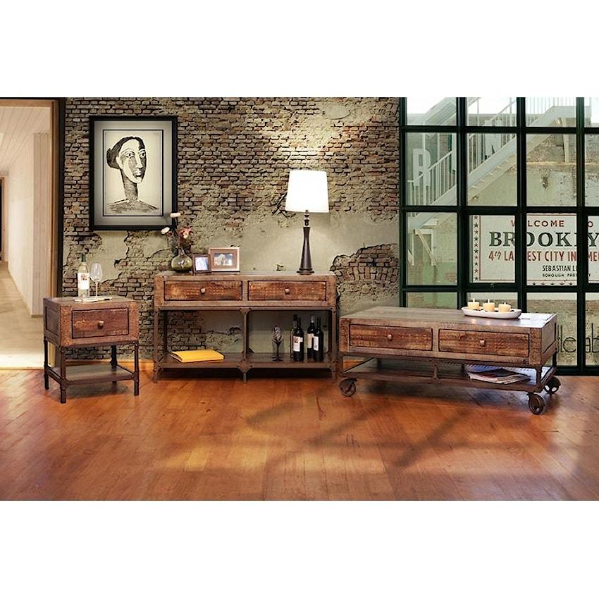 Urban Gold by International Furniture Direct