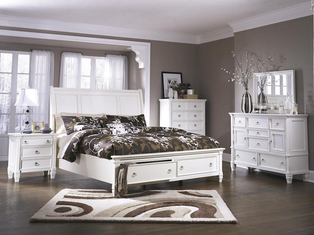 Millennium PrenticeKing Bedroom Group