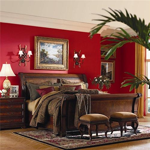 Aspenhome Napa  Queen Bedroom Group