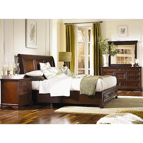 Aspenhome Richmond King Bedroom Group
