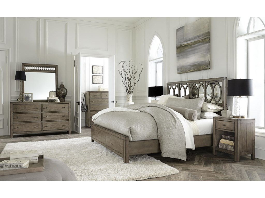 Aspenhome TildonQueen Bedroom Group
