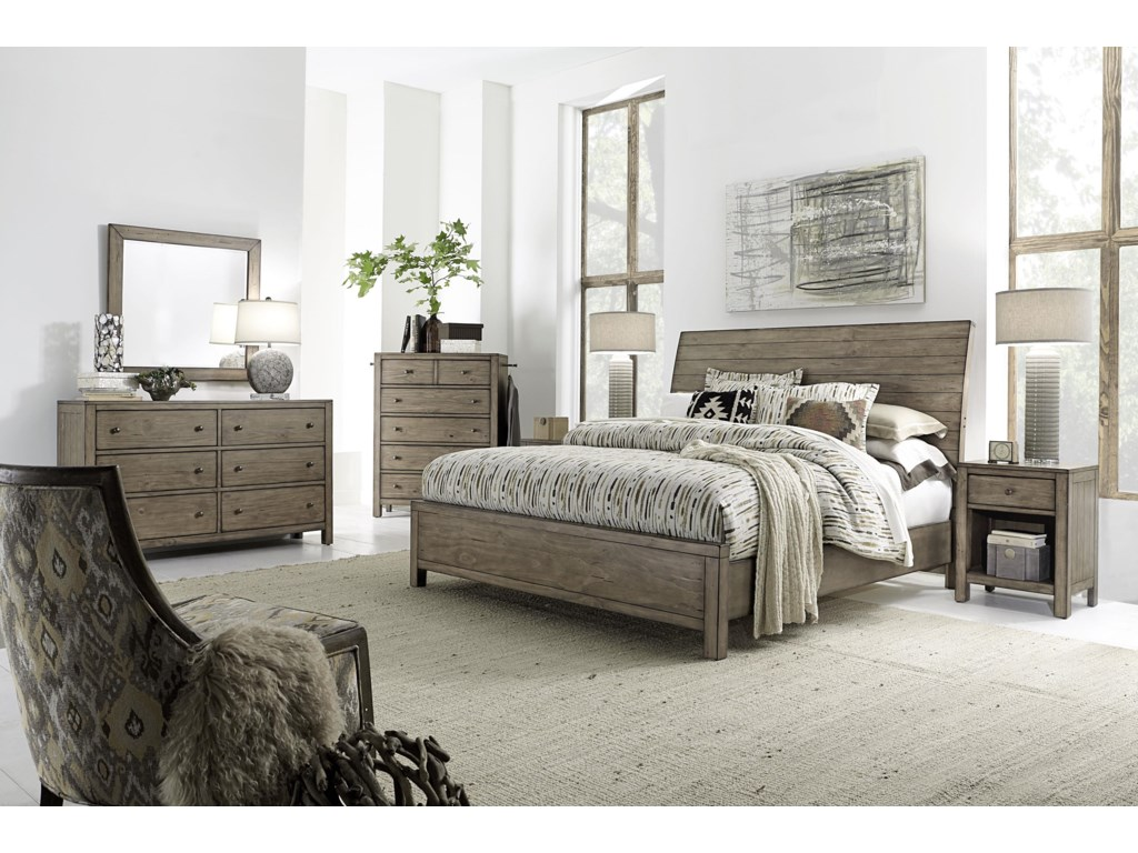 Aspenhome TildonQueen Bedroom Group