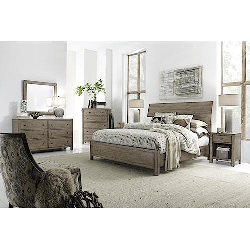 Aspenhome Tildon Queen Bedroom Group
