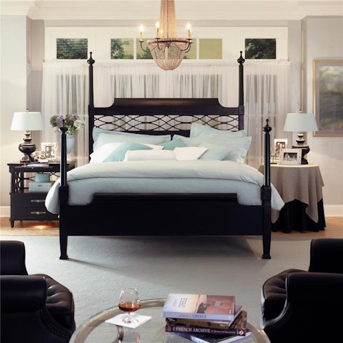 Aspenhome Young Classics King Bedroom Group