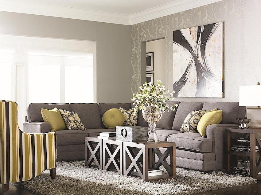 Custom Upholstery - Estate by Bassett