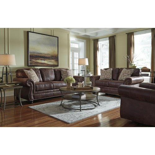 Benchcraft breville stationary living room group lindy 39 s for Furniture 500 companies