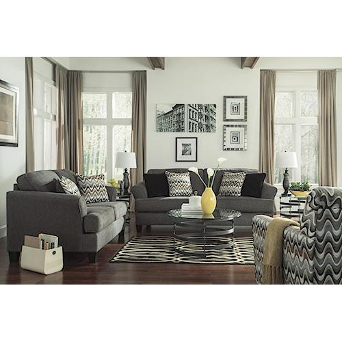 Benchcraft Gayler Stationary Living Room Group