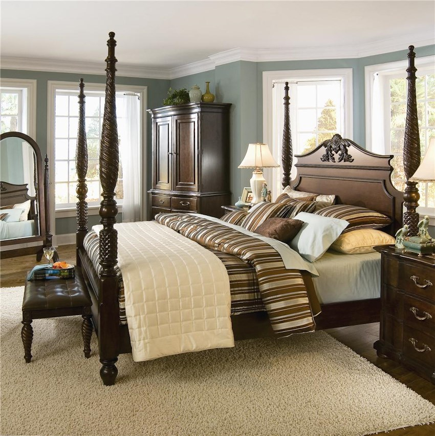 Belmont 389 by bernhardt dubois furniture bernhardt - Used lexington bedroom furniture ...