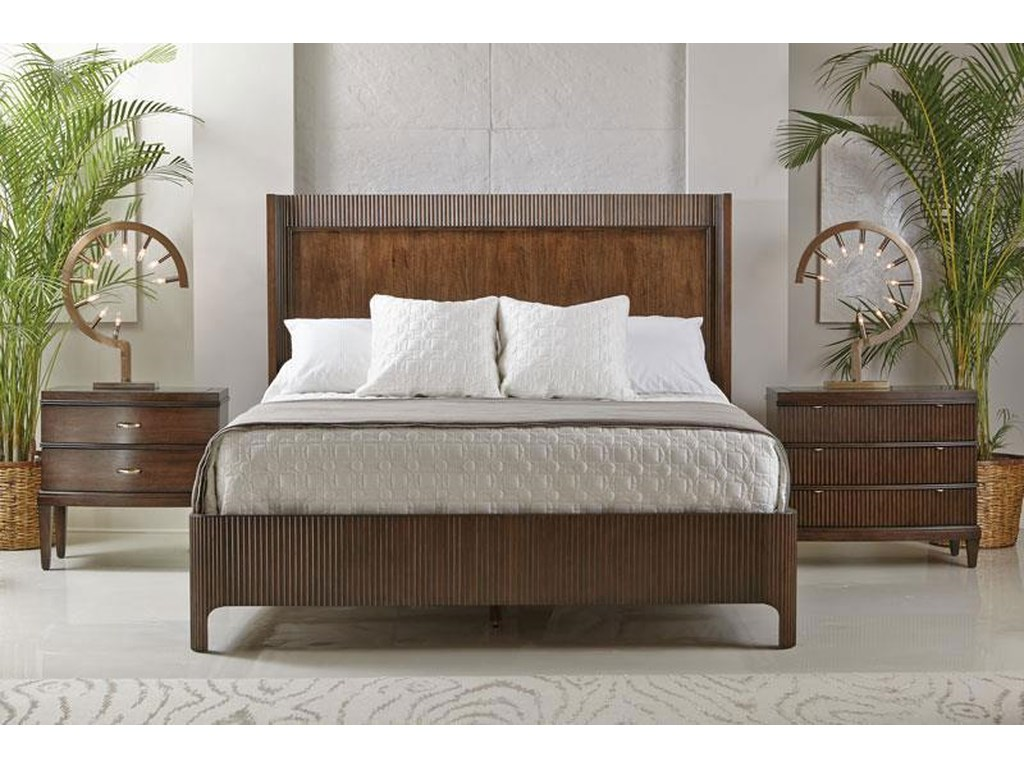 Bernhardt Beverly GlenKing Bedroom Group