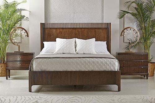 Bernhardt Beverly Glen Queen Bedroom Group