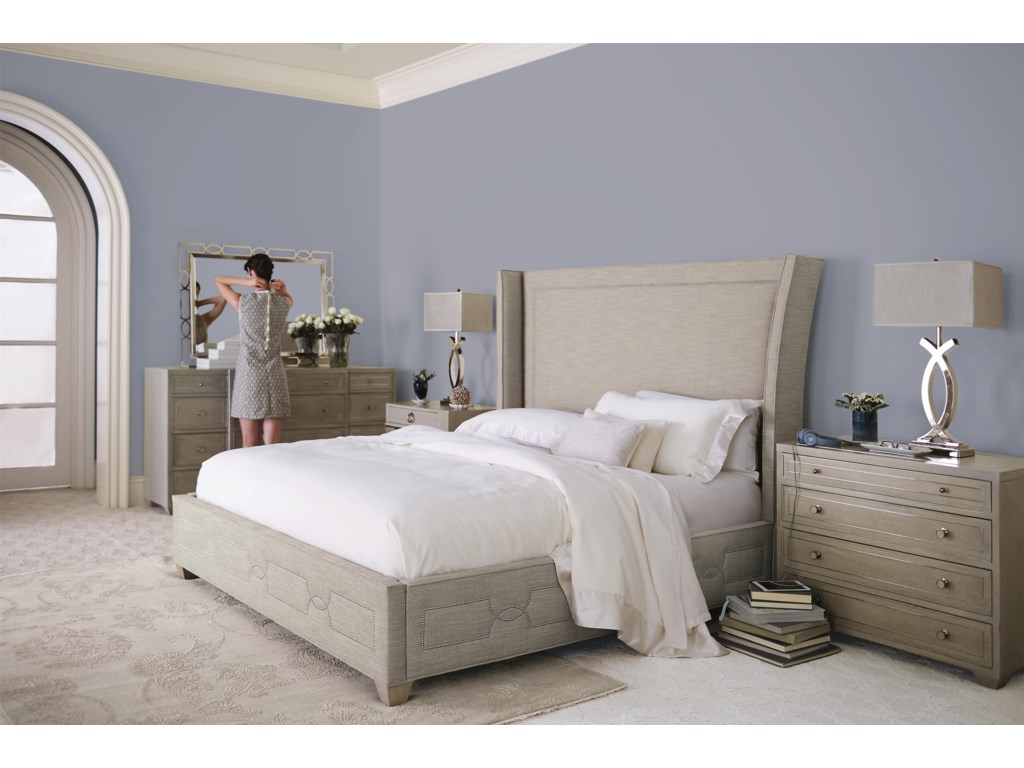Bernhardt CriteriaQueen Bedroom Group