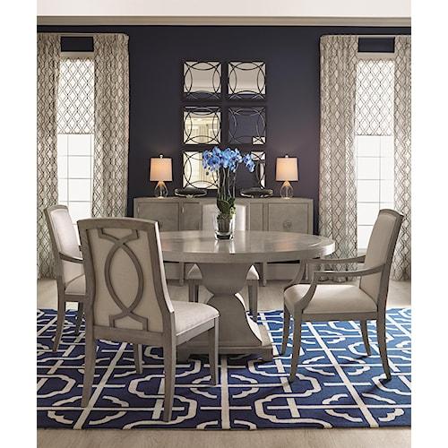 Bernhardt Criteria Formal Dining Room Group