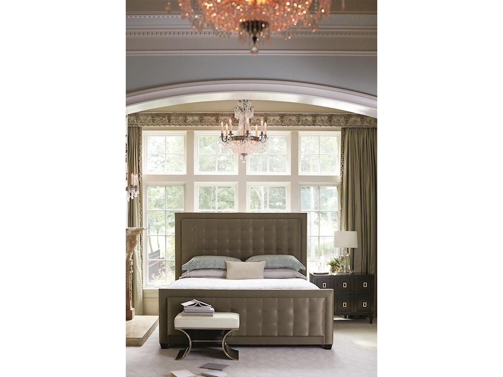 Bernhardt Jet SetQueen Bedroom Group
