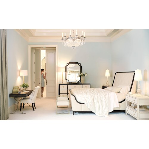 Bernhardt Jet Set King Bedroom Group